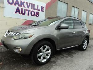 2009 Nissan Murano SL BACK UP CAMERA HTD SEATS SAFETY WARRANTY
