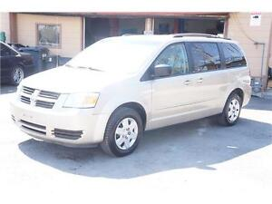 2008 Dodge Grand Caravan SE Stow & Go Very Clean 2Yrs Warranty!