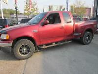 JUST IN 2000 FORD F150 4X4 $3995 429 20TH ST WEST