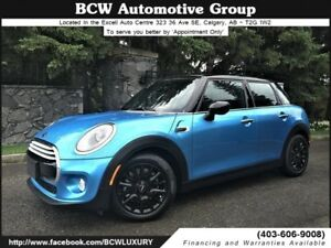 2015 MINI Cooper 5 Door Navigation Only 7000 km Like New $27,995