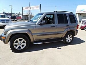 2004 Jeep LIBERTY Sport For Sale Edmonton