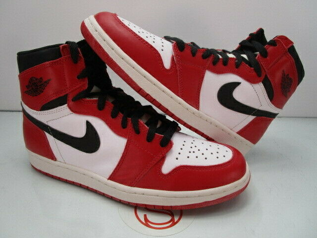 DS 1994 Nike Air Jordan I 1 Retro CHICAGO 10.5