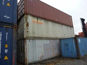 Cheap Shipping Containers 20' & 40'