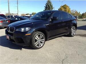 2010 BMW X6 M|NAV|CAM|SUNROOF|LEATHER|NO ACCIDENTS