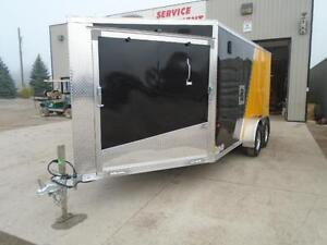 FULLY LOADED SNOWMOBILE TRAILERS AT DISCOUNTED PRICES ALL SIZES London Ontario image 7