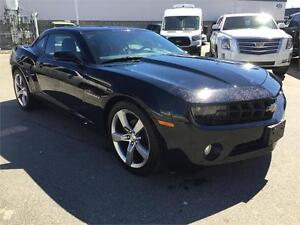 2011 Chevrolet Camaro 2LT (Just 36,000 kms) Black on