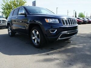 2016 Jeep Grand Cherokee Limited**4x4**Power Sunroof**Heated Fro