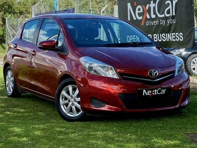 2012 Toyota Yaris 1.33 VVT-i TR Auto, Hard To Find Lovely Low Mileage AUTOMATIC