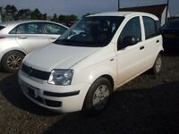 2004-2010 FIAT PANDA ACTIVE ECO 1.1 PETROL 5 SPEED MANUAL 5DR BREAKING FOR PARTS