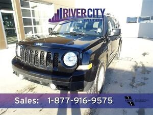 2012 Jeep Patriot 4WD LIMITED Leather,  Heated Seats,  Sunroof,