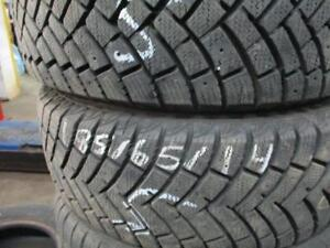 185/65 R14 IRONMAN SNOW USED TIRES (SET OF 4) - APPROX. 90% TREAD