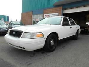FORD CROWN VICTORIA 2009*****POLICE PACK*****2490.00$