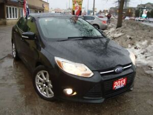 2013 Ford Focus SES Accident Free Leather Sunroof