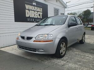 2006 Pontiac Wave HATCHBACK 1.6 L