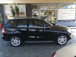 2014 Mercedes-Benz ML250 W166 MY805 Bluetec Black 7 Speed Sports Automatic Wagon Hamilton Newcastle Area Preview