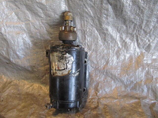 88 89 90 91 92 Evinrude Johnson OMC 60 70 75 80 HP VRO Electric Starter Motor