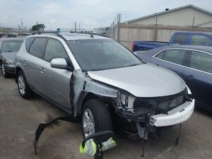 NISSAN MURANO (2003/2007/ FOR PARTS PARTS PARTS PARTS ONLY)