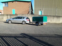 Brand New Camping Trailer 6x4 750kg