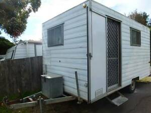 Caravan 1996 Camper site mobile portable shed Call O45O199OO9 Blacktown Blacktown Area Preview