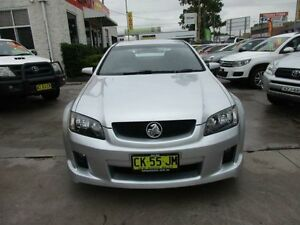 2010 Holden Commodore VE MY10 SV6 Silver 6 Speed Auto Sports Mode Sedan North Parramatta Parramatta Area Preview