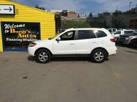 2009 Hyundai Santa Fe GLS All-wheel Drive