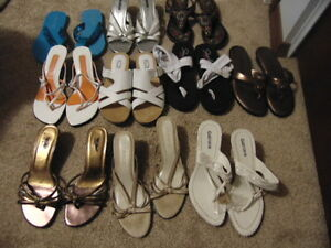 Like New Womens Shoes and Sandals!!!!