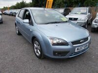 Ford Focus 1.8 Zetec Climate 5dr FULL HISTORY 3 MONTHS WARRANTY Minster Autos ME12 3RT
