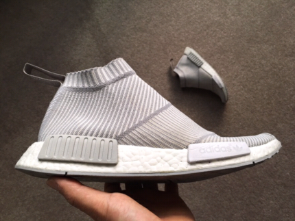 NMD CS1 City Sock Grey US8.5