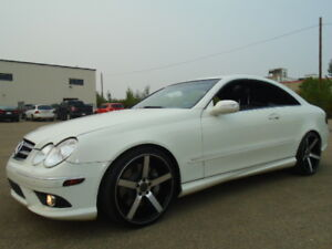 2007 Mercedes-Benz CLK 550 AMG SPORT PKG-LEATHER-SROOF-AMAZING