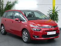 CITROEN GRAND C4 PICASSO 1.6 BLUEHDi 120 SELECTION 5 DR DIESEL MANUAL
