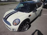 LHD 2008 Mini Cooper D 1.6 Diesel 3 Door UK REGISTERED