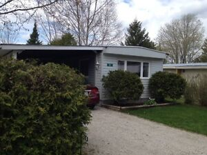 Mobile Home - 61 Sussex Square, Georgian Bluffs, $64,000