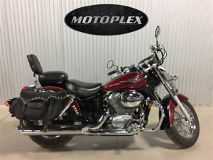 2001 Honda Shadow 750