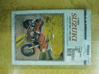 Clymer '95-'00 Suzuki Bandit 600 Service Manual
