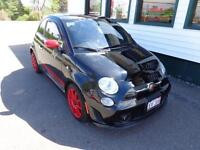 2013 FIAT 500 Abarth only 5988kms for $159 bi-weekly all in!
