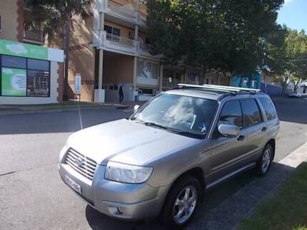 2007 Subaru Forester X Luxury Manual Low kms Only for$8500 Wollongong Wollongong Area Preview