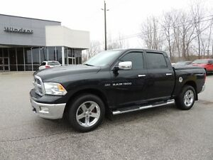 2012 Ram 1500 SLT Crew Low Monthly Payments For All Types Of Cre
