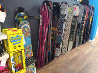 Huge Snowboard Sale! 20%-50% Off! Boards, Boots, Jackets & More!