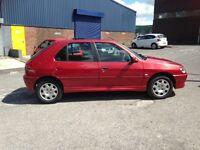 £695 | PEUGEOT 306 1.4 MERIDIAN - LONG M.O.T - VERY GOOD CHEAP CAR