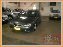 2002 Holden Berlina VY Charcoal 4 Speed Automatic Sedan Warwick Farm Liverpool Area Preview