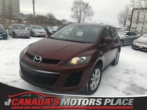2010 Mazda CX-7 GT GT- LOADED-LEATHER-SUNROOF