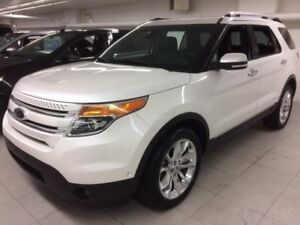 2014 Ford Explorer Limited 4X4+CUIR+TOIT+GPS