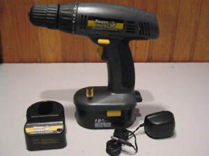 12 and 18 volt cordless drills, BRAND NEW