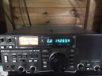 Icom IC-R70 Receiver In Good Condition Complete With Photocopy Of Manual & Lead