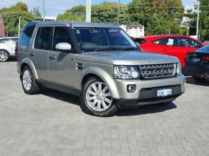 2014 Land Rover Discovery Series 4 L319 MY14 TDV6 Sand 8 Speed Sports Automatic Wagon Osborne Park Stirling Area Preview