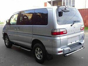 2005 Mitsubishi Delica Spacegear V6 3.0 lt Silver 4 Speed Automatic Wagon Taren Point Sutherland Area Preview