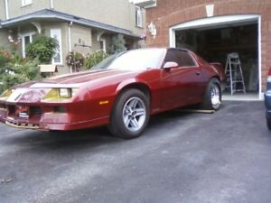 1984 CAMARO Z28 in MINT CONDITION