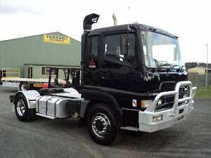 MITSUBISHI FUSO FP500 4X2 P/M WITH LOW ORIGINAL 204000 KMS Armidale City Preview