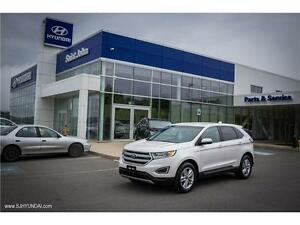 2016 Ford Edge SEL! LEATHER! REMOTE START! NEW TIRES! $226 B/W