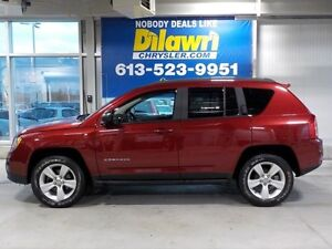 2013 Jeep Compass NORTH FWD